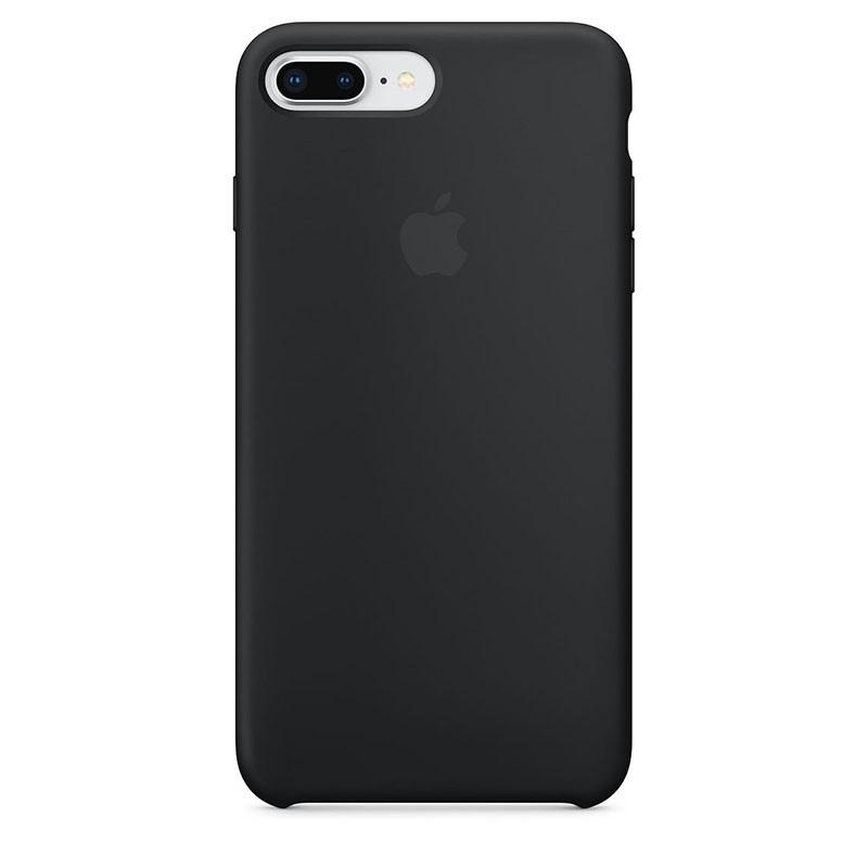 coque silicone iphone 7 noir