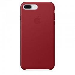 Coque en cuir pour iPhone 7...