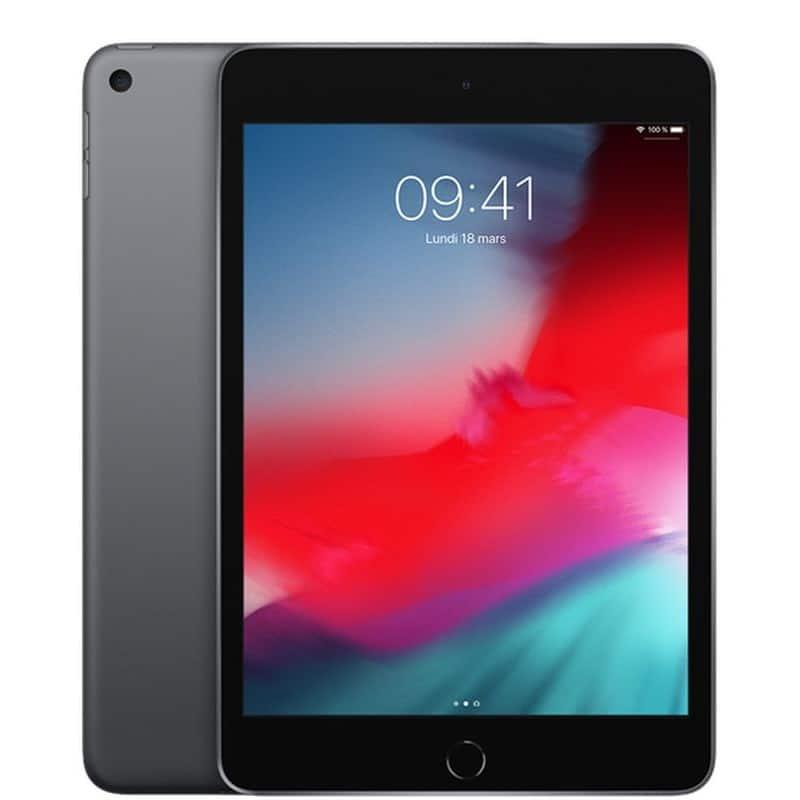Acheter un iPad Mini 5 WiFi 64 Go Gris Sidéral - neuf - paiement plusieurs fois