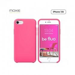 Acheter un Coque Silicone BeFluo pour iPhone 7/8 - Rose - neuf - paiement plusieurs fois