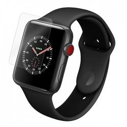 Acheter un smartphone neuf - Optiguard Verre Trempe Bord Noir Apple Watch 3/2/1 (38mm) - garantie 24 mois