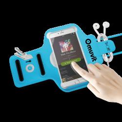 Acheter un smartphone neuf - Brassard de sport universel pour téléphone - Bleu - garantie 24 mois
