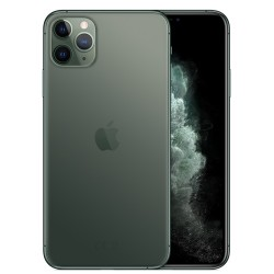 Acheter un smartphone neuf - iPhone 11 Pro Max 64 Go Vert Nuit - garantie 24 mois
