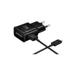 Acheter un smartphone neuf - Chargeur rapide Samsung 15W secteur USB type-C noir - garantie 24 mois