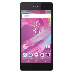 Acheter un smartphone neuf - Sony Xperia E5 16 Go Noir - garantie 24 mois