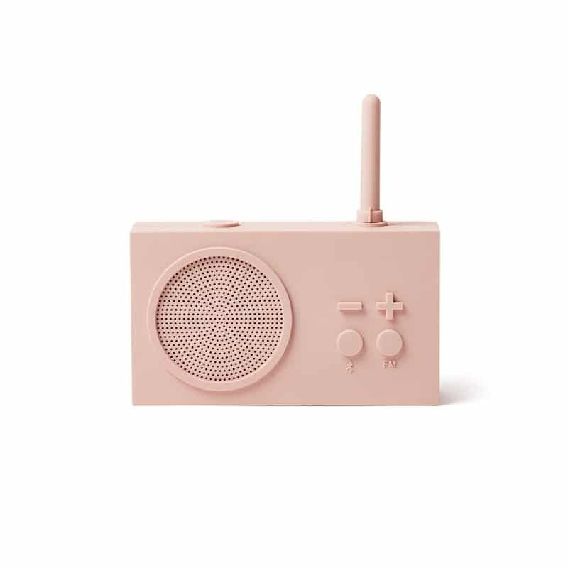 Acheter un smartphone neuf - Lexon - Enceinte Radio Tykho 3 Rose - garantie 24 mois