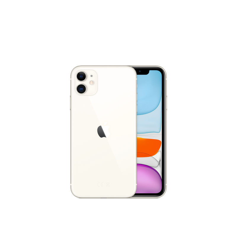 Acheter un iPhone 11 64 Go Blanc - neuf - paiement plusieurs fois