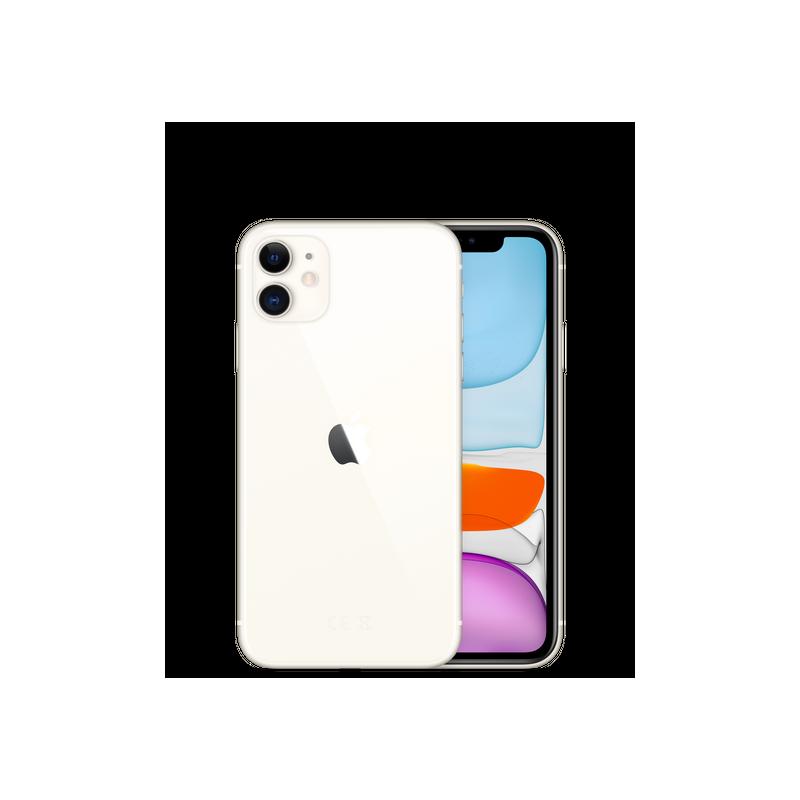 Acheter un iPhone 11 128 Go Blanc - neuf - paiement plusieurs fois