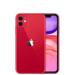 iPhone 11 256 Go Rouge