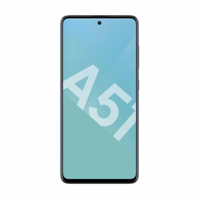 Acheter un Galaxy A51 128 Go Noir - neuf - paiement plusieurs fois