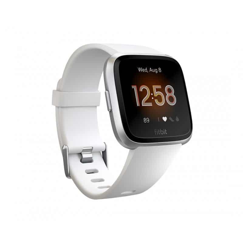 Acheter un smartphone neuf - Fitbit Versa Lite Argent Blanc - garantie 24 mois