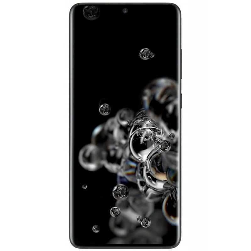 Acheter un Galaxy S20 Ultra 5G 128 Go Noir - neuf - paiement plusieurs fois