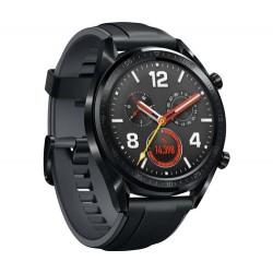 Acheter un smartphone neuf - Huawei Watch GT 46 mm Acier Noir - garantie 24 mois