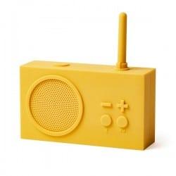Acheter un smartphone neuf - Lexon - Enceinte Radio Tykho 3 Jaune - garantie 24 mois
