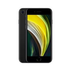 Acheter un smartphone neuf - iPhone SE 2020 256 Go Noir - garantie 24 mois