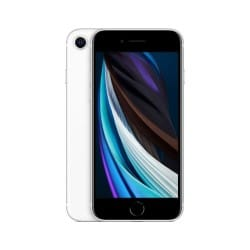 Acheter un smartphone neuf - iPhone SE 2020 256 Go Blanc - garantie 24 mois