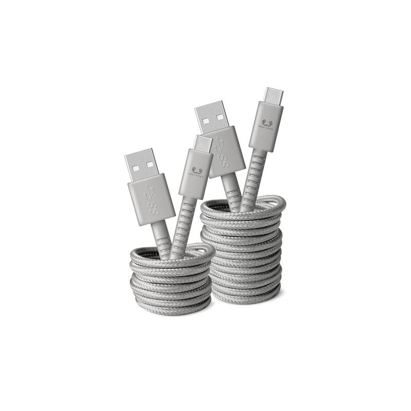 Acheter un Cable USB-C 3m - Fresh 'n Rebel Fabriq - neuf - paiement plusieurs fois