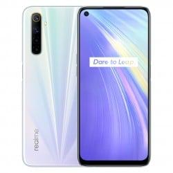 Acheter un smartphone neuf - Realme 6 128 Go Blanc - garantie 24 mois