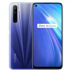 Acheter un smartphone neuf - Realme 6 64 Go Bleu - garantie 24 mois