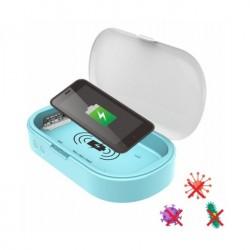 Acheter un Stérilisateur UV Chargeur sans fil - neuf - paiement plusieurs fois