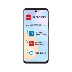 Acheter un Huawei P smart 2021 128 Go Noir - neuf - paiement plusieurs fois