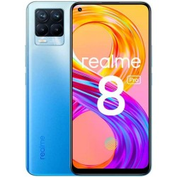 Realme 8 Pro 128 Go Bleu