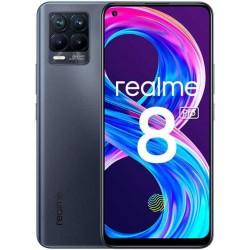 Realme 8 Pro 128 Go Noir
